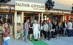 Palivor Çiftliği Farklı Lezzetleri Bursa'lılarla Buluşturdu