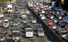 Yoğun araç trafiği ve ulaşım sorunları