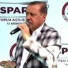 Cumhurbaşkanı Recep Tayyip Erdoğan; Meydanı bu çapulculara bırakıp kaçmak bize yakışmaz