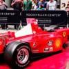 Efsane pilot Michael Schumacher'in aracı rekor fiyata satıldı