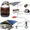 Dünyanın İlk Doğrudan Güneş Enerjili Treni Yola Çıktı
