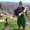 Dünyanın İlk Çevreci Dostu Cibilli Dede Çamlıdere'ye Sembol Oldu