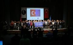 Nilüfer Belediyesi'ne Avrupa Şeref  Bayrağı