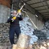 Bursa'da 85'lik Herkül, Her Gün 3 Ton Odun Kırıyor