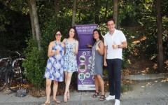 Türkiye'nin İlk Kampüslerarası Çevre Yarışması Students Go Green'i Kazanan Proje Londra'da