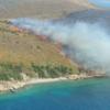 Maden  Adasındaki  Orman   Yangınında  Sabotaj  İhtimali