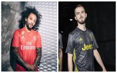 Real Madrid ve Juventus'un Yeni Formaları Okyanus Plastikleri Kullanılarak Üretildi