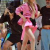 """Yeniden """"melek"""" olmaya hazırlanan Gigi Hadid kamera arkasında görüntülendi"""