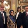 Türkiye Cumhurbaşkanı Recep Tayyip Erdoğan ile Donald Trump Fransa'da buluştu