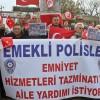 Türkiye Polis emeklilerinin yaşam sorunları