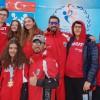AKUT'tan kar sporlarında büyük başarı