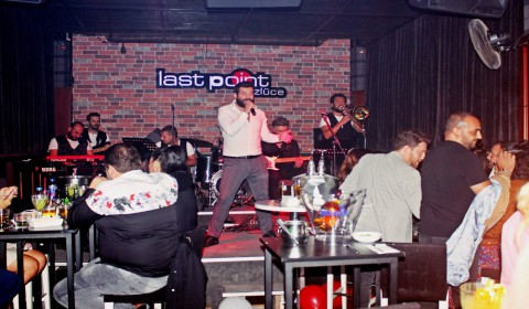 Last Point Pub Bistro Özlüce'de