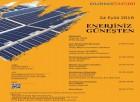 'Enerjimiz Güneşten Semineri' 24 Eylül'de Bursa'da Düzenleniyor