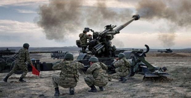 M.S.B dan Şanlı ordumuz Güvenli Bölge Harekâtı için hazırdır