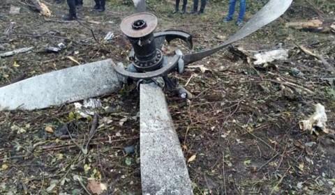Kargo uçağı Ukrayna'da Lviv kentine yakıt ikmali için iniş yaptığı sırada düştü