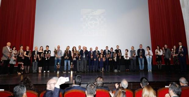 2019 TOSFED Gala Gecesi 21 Aralık akşamı İstanbul'da Emek Sahnesi'nde gerçekleştirildi