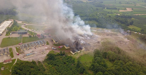 Sakarya'da Patlama Yaşanan Fabrikada İhmaller Zinciri