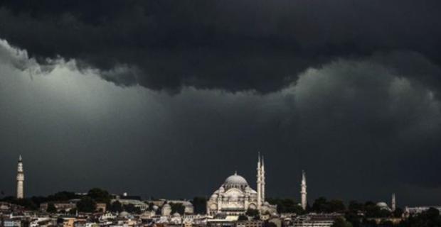 Marmara için uyarı: Sağanak, yıldırım, heyelan, ani sel