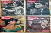Dergi koleksiyonu uğruna
