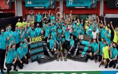 F1'in Rekortmen Takımı Mercedes-AMG Petronas Türkiye GP'sine Hazırlanıyor!
