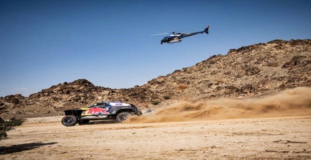 2021 Dakar Rallisi'nin İlk Günü