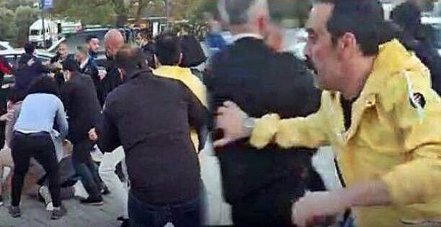TOSFED Rallisi Kupa töreninde silahlı kavga gölge düşürdü