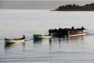 Mada Adası'nda yaşayanların yaylaya göçü başladı