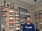 Spor Ayakkabıda İ&G STOR İmzası