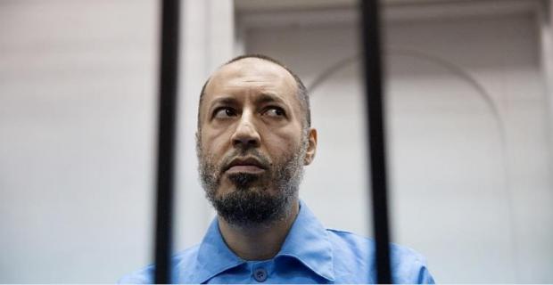 Libya'da serbest bırakılan Sadi Kaddafi Türkiye'ye geldi