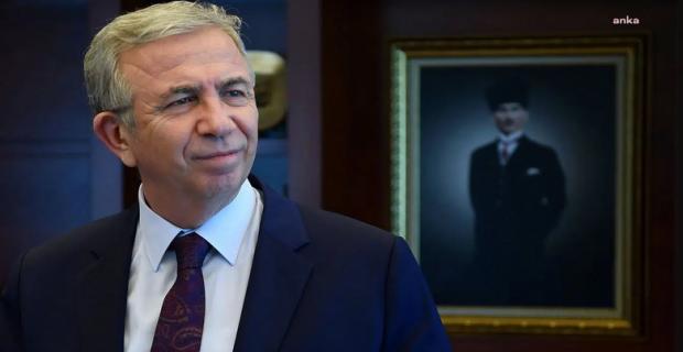 Mansur Yavaş, Dünya Belediye Başkanı Başkent Ödülü'nü kazandı!