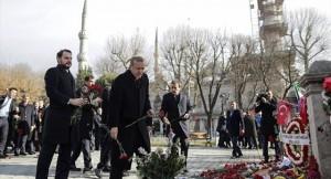 Cumhurbaşkanı Erdoğan ; Siyaset yapamıyorlarsa gitsinler hendek kazsınlar ya da dağa çıksınlar