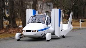 Yüz yıllık hayal, uçan otomobiller geliyor