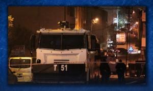 Şırnak'ta pkk'lı hainler zırhlı araca saldırı: 4 yaralı