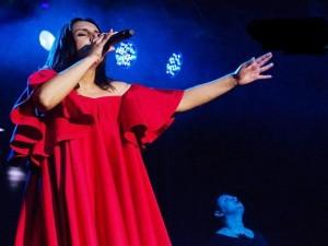 Eurovision'da Ukrayna'lı Jamala'dan Türkçe Sürprizi