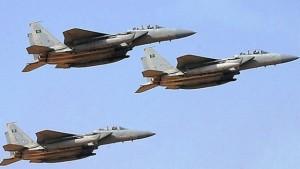 S. Arabistan uçakları Türkiye'de