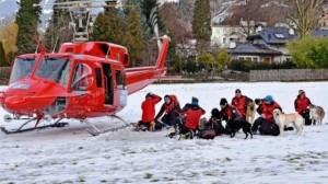 Alplerde çığ faciası: 5 ölü