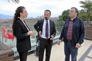 BGU'dan turizm atağı Ürdünlü turistler Bursa dedi