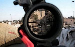 PKK'lı hainlerin keskin nişancısı kadın çıktı