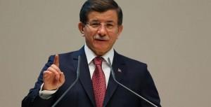 Başbakan Davutoğlu;Dokunulmazlıklar kalkarsa başka krizler çıkabilir