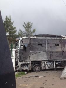 Diyarbakır'da Bombalı Hain Saldırı 7 Şehit 27 Yaralı