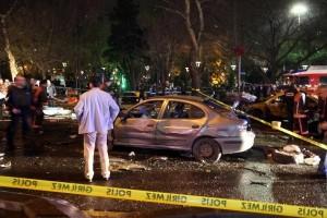 Başkent'teki Patlamanın PKK Tarafından Gerçekleştirildiği  İddiası