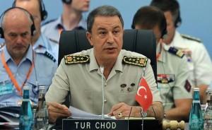 Hulusi Akar'dan;TSK hassasiyetle teröristle mücadele harekatını icra etmektedir