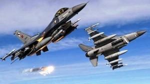 Genelkurmay Başkanlığı; TSK'leri Kuzey Irak'a iki hava harekatı düzenledi