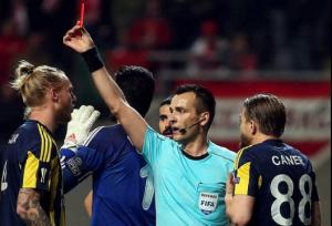 Fenerbahçe UEFA Avrupa Kupası'na veda etti