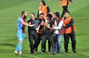 Türk futbolu adına utanç verici bir gece