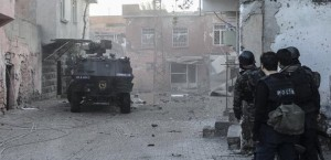Nusaybin'de hain saldırı 2 askeri şehit , 4 asker yaralı