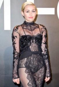 Skandallarıyla ünlü şarkıcı Miley Cyrus, paylaşımı ses getirdi
