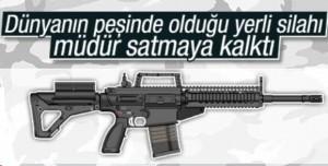 MKE Müdürü Tanrıverdi MPT-76 marka silahların planlarını satarken suçüstü yakalandı