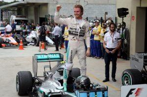 Rusya Grand Prix'sinde Nico Rosberg 7. yarışını kazandı!