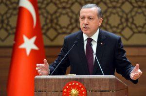 Cumhurbaşkanı Tayyip Erdoğan; Kilis'e atılan roketlere gereken cevabın verildiğini söyledi